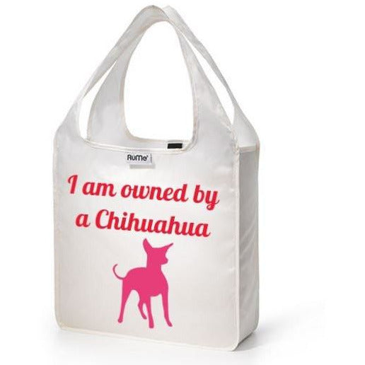 Chihuahua Tote Bag - Personalized
