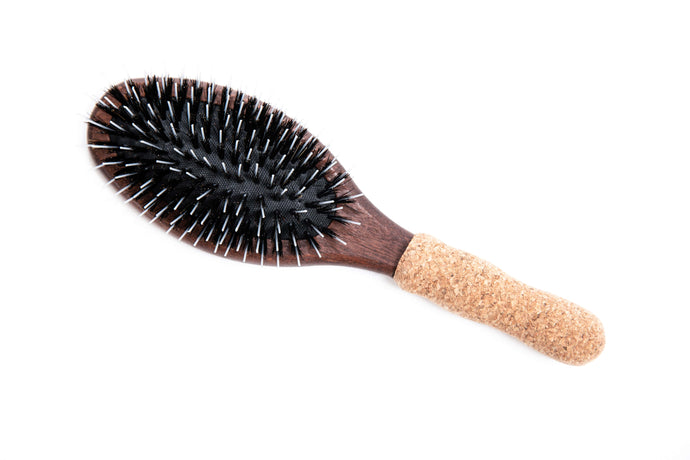 Porcupine Paddle Brush