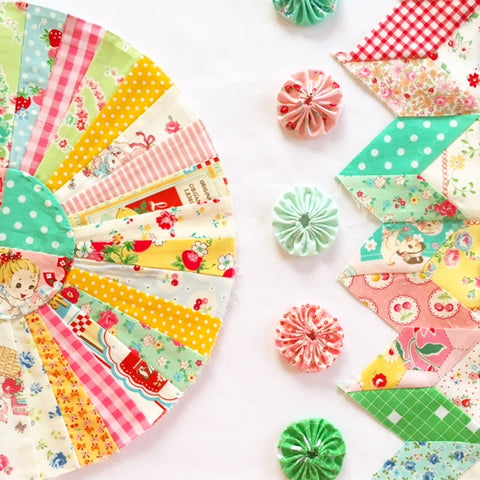 Carousel Quilt Sunny Day Supply