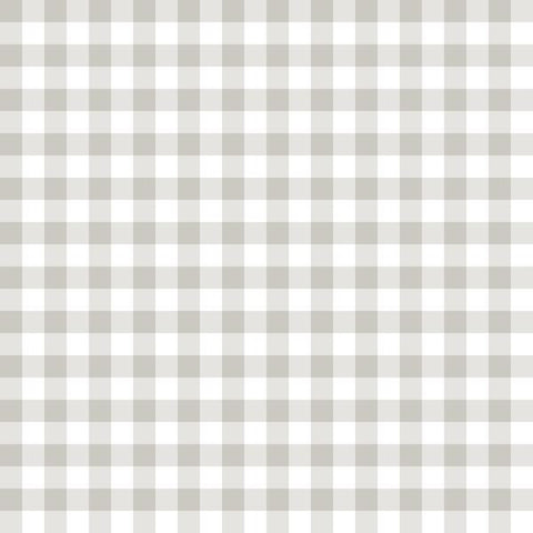 Cotton and Steel - Checkers Linen