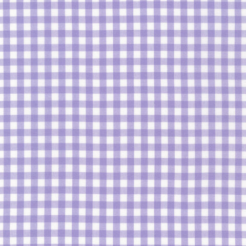 1/4 inch Lavender Carolina Gingham Check - Robert Kaufman