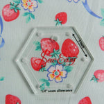 Strawberry Bouquet - Mint - Atsuko Matsuyama - 30's Collection - Yuwa