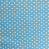 Happy Sweet Dot - Blue with Off-white dot - Yuwa