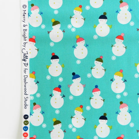 Merry & Bright - Snowmen - Jilly P Studios - Dashwood