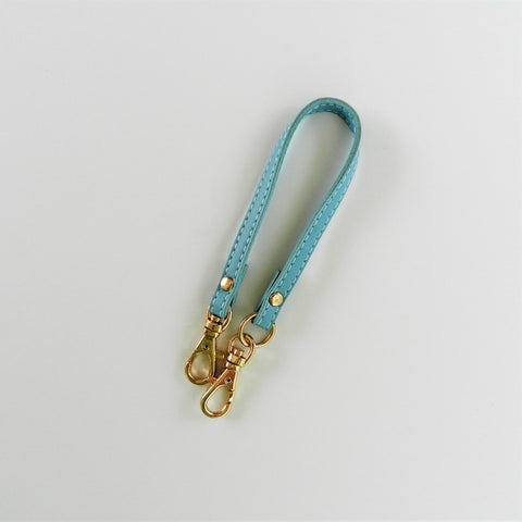 Small Purse Strap - Aqua - Inazuma
