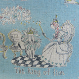 Wizard of Oz - Blue (Cotton/Linen) - Kei - Yuwa
