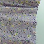 Retro Flower - Purple - 30's Collection - Atsuko Matsuyama - Yuwa