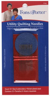 Fons and Porter Utility Needles