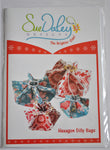 Hexagon Dilly Bag Pattern - Sue Daley - Riley Blake