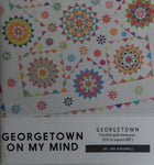 Georgetown On My Mind Quilt Pattern - Jen Kingwell