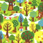 Animal Forest - Kids Cotton - Kokka