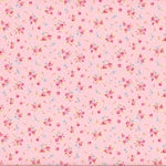 Antique Flower - Roses and Dots - Pink - Lecien