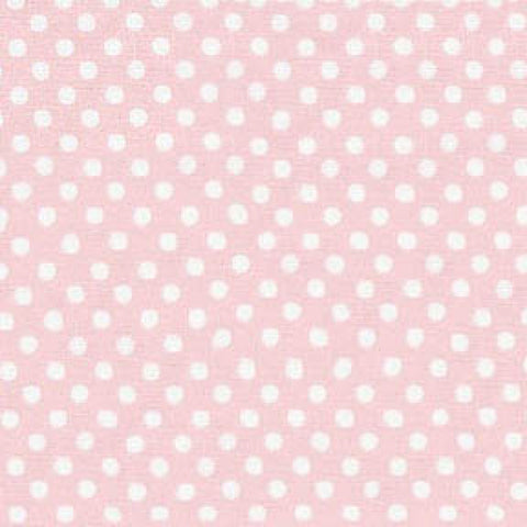 Light Pink/White Medium  Dot - Lecien