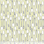 Milk and Sugar - Ivory - Blend Fabrics
