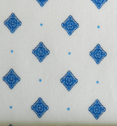 Sevenberry - Petite Foulard in Blue - Robert Kaufman
