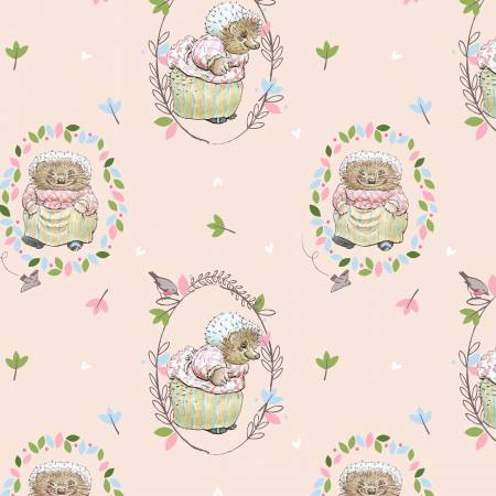 Peter Rabbit - Mrs Tiggy Winkle - The Craft Cotton Company