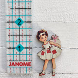 Atelier Bonheur du jour - Buttons - Girl with Gifts
