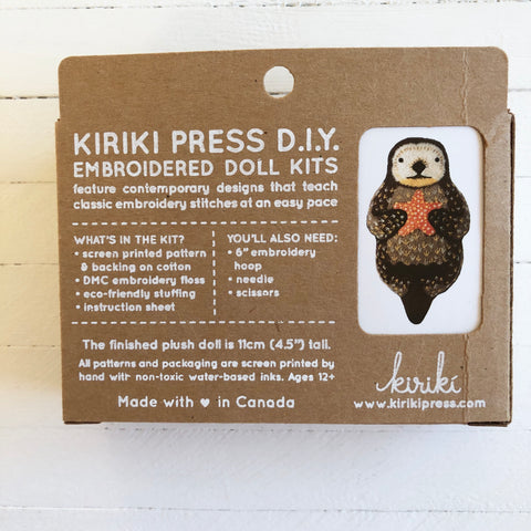 Otter - Kiriki Press