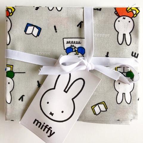 Miffy At School - Craft Cotton Company