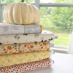 Calico Crow - Plaid - Yellow - Lauren Nash - Penny Rose