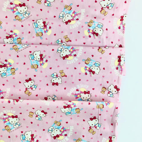Hello Kitty - Ice Cream - Pink - Sanrio - Kiyohara