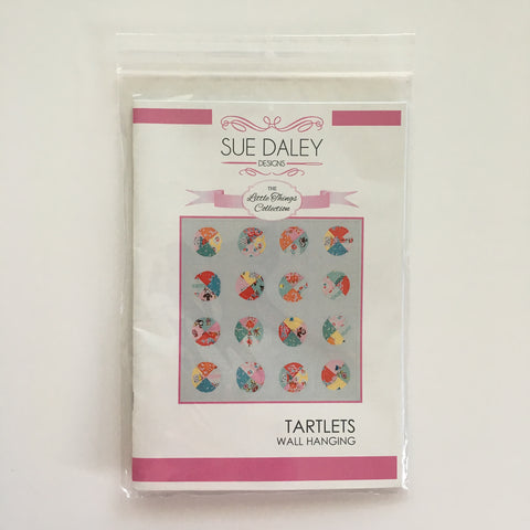 Tarlets Mini Quilt Pattern - Sue Daley - Riley Blake