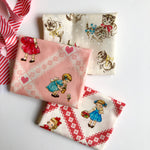 Margaret&Sophie/Little Kitten Sampler Bundle - 3 pieces
