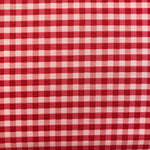 Gingham Check - Strawberry Pink - Live Life Collection - Yuwa