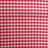 Gingham Check- Red - Live Life Collection - Yuwa