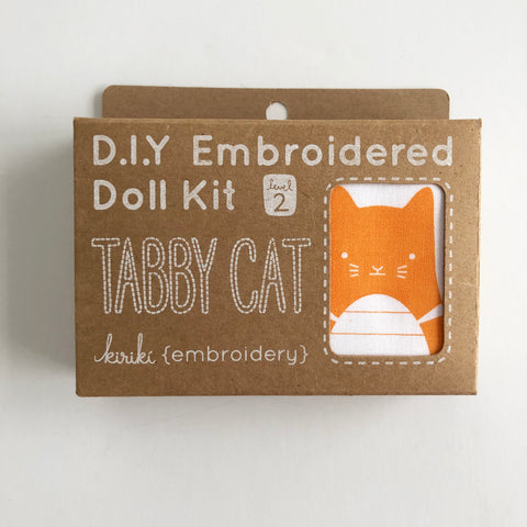 Tabby Cat  - Kiriki Press