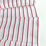 Linen Closet - White and Red - Moda