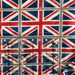 Go To London - Union Jack - Kokka