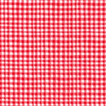 Gingham Play - Cherry - Michael Miller