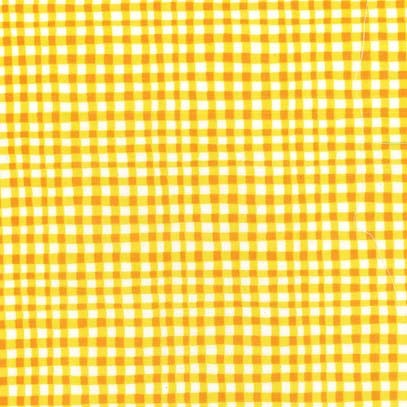Gingham Play - Marigold - Michael Miller