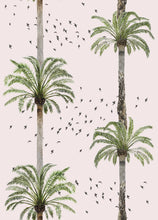 Palm Springs Wallpaper - Blush