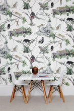 inspired by the jungle book, this wallpaper is perfect for kids and adults to enjoy!
