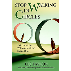 Stop Walking In Circles