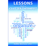 Lessons from a Clutter Therapist