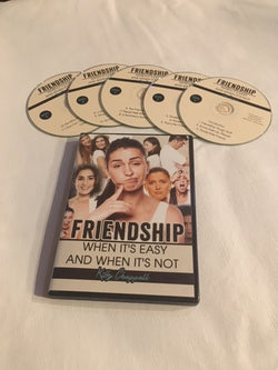 Friendship - 5 Disc CD Package