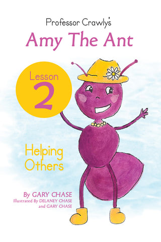 Amy The Ant Lesson 2: Helping Others