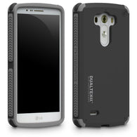 Black PureGear Dualtek Extreme Impact Rugged Protector Cover Case for LG G3