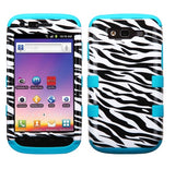 Impact Design Case Silicone Hybrid TUFF Cover for Samsung Galaxy S Blaze 4G