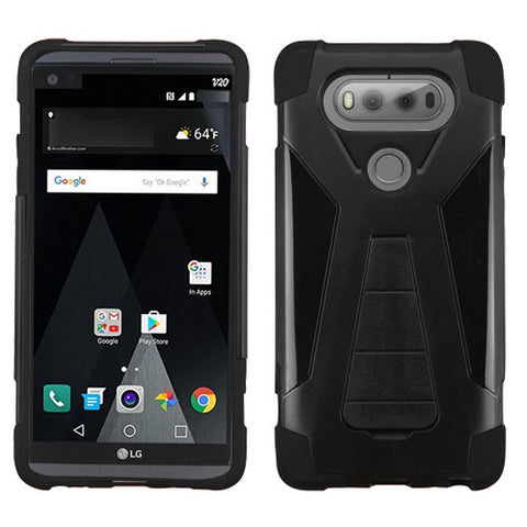 For LG V20 Inverse Advanced  Impact Armor Stand Protector Cover Case