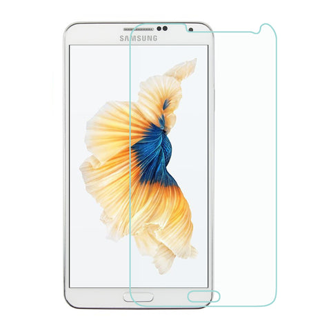 For Samsung Galaxy Note 3 N9000 Clear Tempered Glass Screen Film Guard Cover