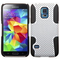 Astronoot Hard Shell + Silicone Protector Cover Case for Samsung Galaxy S5 Mini