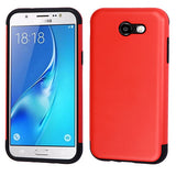 For Samsung Galaxy Halo/J7 Hybrid Shockproof Armor Phone Protector Case Cover