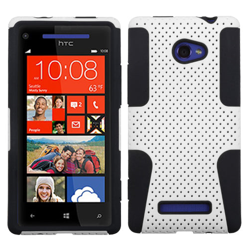 Astronoot Hard Shell + Silicone Protector Cover Case for HTC Windows Phone 8X