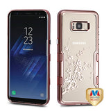 For Samsung Galaxy S8 TUFF Panoview Hybrid Impact Armor Protector Case Cover
