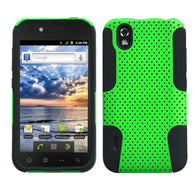 Astronoot Hard Shell + Silicone Protector Cover Case for LG Marquee LS855