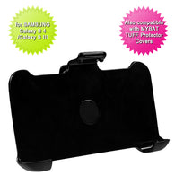 BLACK SWIVEL TUFF HOLSTER BELT CLIP CASE for Samsung Galaxy S3